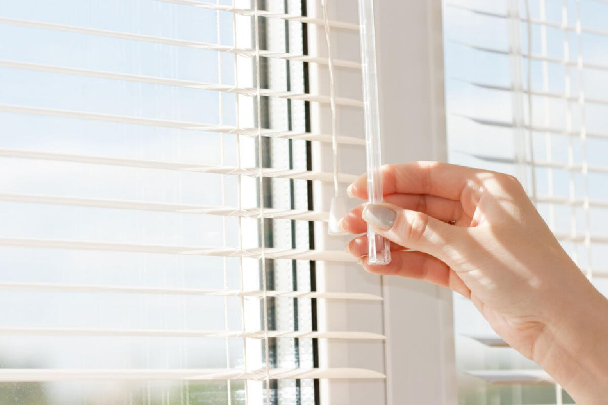 uPVC Window Blinds Cumbria